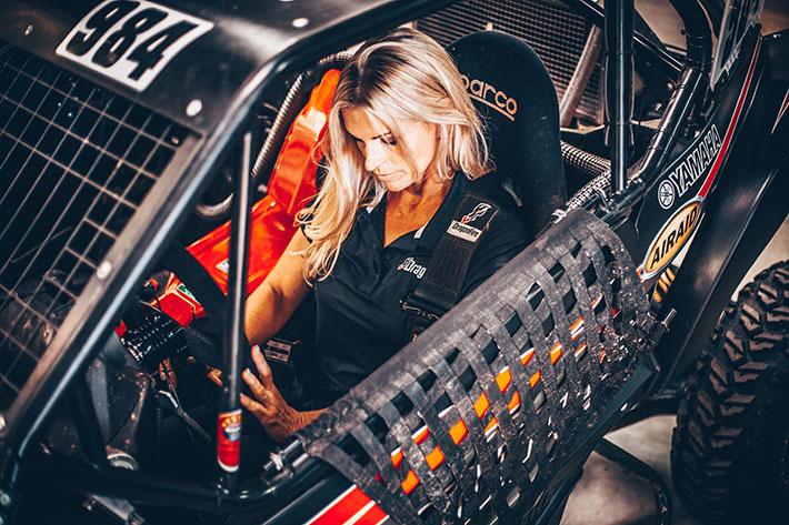 DRAGONFIRE RACING SPONSORED RIDER - CORRY WELLER