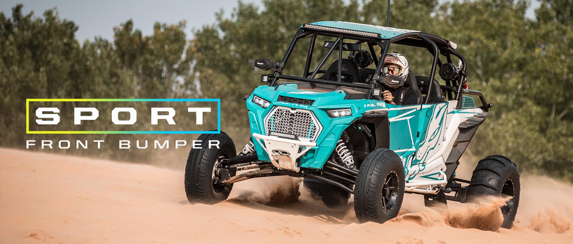 DragonFire Racing Sport Front Bumper