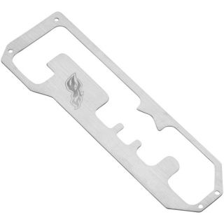 DragonFire Racing® Shifter Plate Stainless Steel