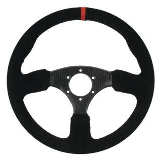 DragonFire Racing Steering Wheels Sport, Suede, Carbon Fiber