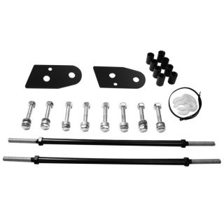 DragonFire Racing Stage 1 Lift Kit Black, Stage 1 Kit