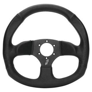DragonFire Racing Steering Wheels D-Shaped, Vinyl, Iron Series