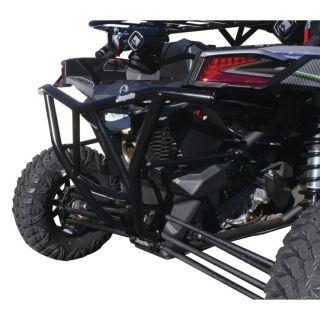DragonFire Racing Rear Bumper Black