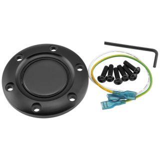 DragonFire Racing Steering Wheel Horn Kit Black