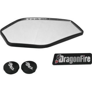 DragonFire Racing® Slayer UTV Mirrors Replacement Mirror Kit