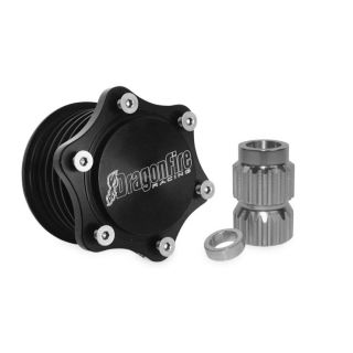 DragonFire Racing Quick-Release Hub Kit Black