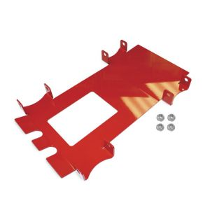 DragonFire Racing Front End Gusset Kits Red
