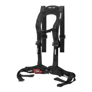 DragonFire Racing EVO Harness Body Contoured