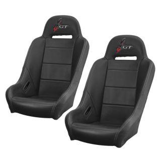 DragonFire Racing HighBack GT Seat Black, Pair