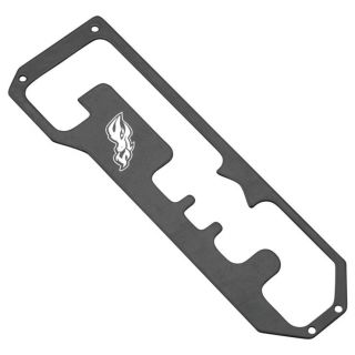 DragonFire Racing® Shifter Plate Black