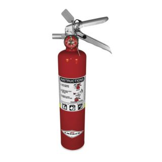 DragonFire Racing® 2.5 lbs. ABC Fire Extinguishers Red, 2.5 lbs.
