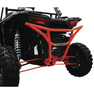 DragonFire Racing Rear Bumper Red