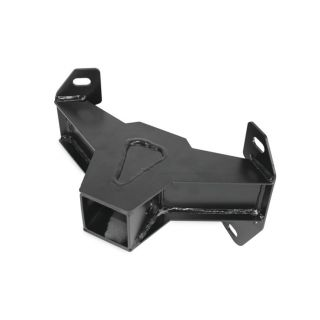 DragonFire Racing Heavy-Duty Rear Receiver Hitch Black