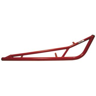 DragonFire Racing Nerf Bars Can-Am Red