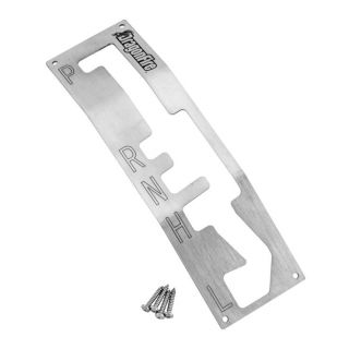 DragonFire Racing Shifter Plate Aluminum