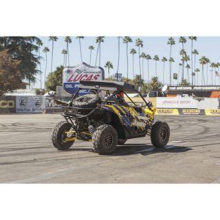 DragonFire Racing® Tailgate for Yamaha YXZ Black