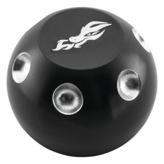 "DragonFire Racing Shifter Knobs 2"" Contrast, Black"