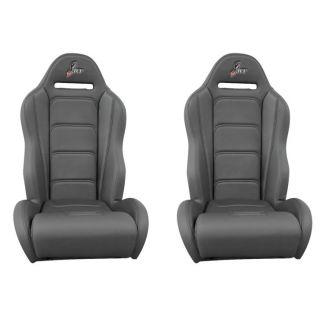 DragonFire Racing Highback RT Seat Black, Pair